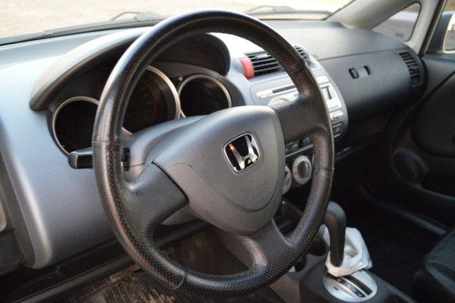 Honda Fit EX cvt - apenas 86 mil km! 08/08 - Foto 8