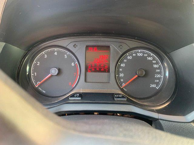 Volkswagen VW Saveiro Robust Branca CS G7 - Foto 4