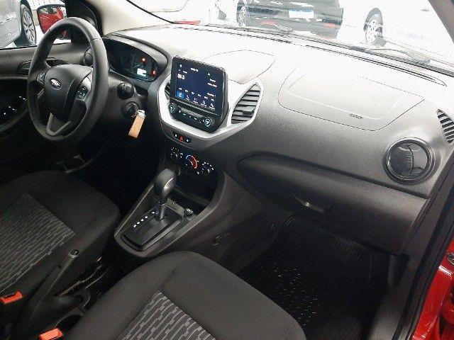 Ford Ka Sedan 1.5 SE Plus Automático Completo 2020 - Foto 11