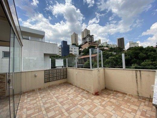Cobertura à venda com 3 dormitórios em Serra, Belo horizonte cod:19778 - Foto 19