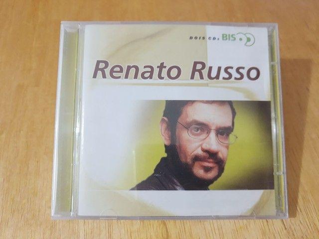 Renato Russo - Cd Dois Cd´s Série Bis