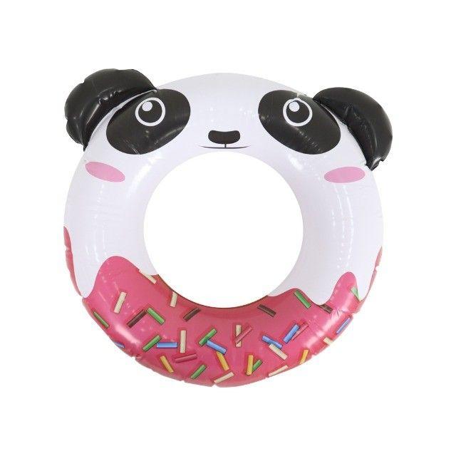 Boias Infantis Circular (panda e unicórnio)-já pronta entrega