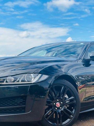 JAGUAR XE R-Sport Revisado em concessionária sem retoques de pintura baixa km impecável  - Foto 3