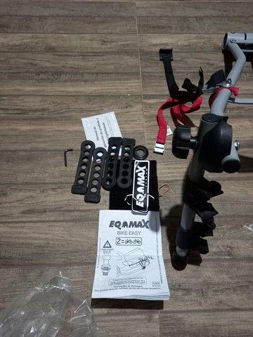 Transbike eqmax easy para 2 bikes. Invista em um produto de qualidade - Foto 4