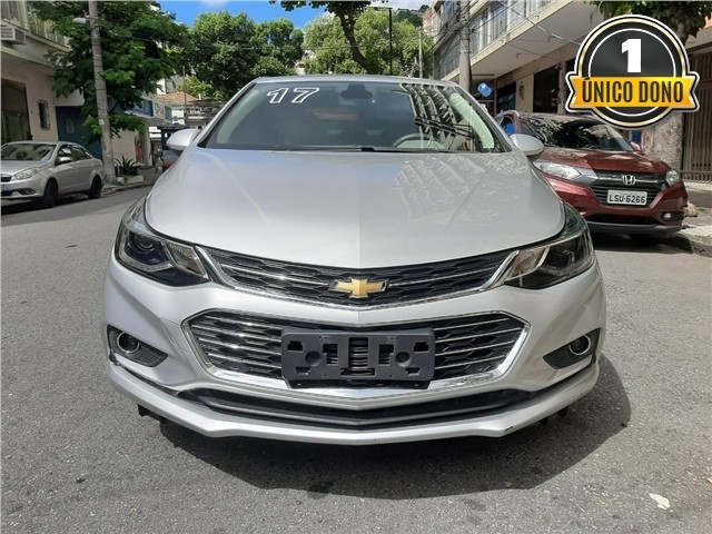 Chevrolet Cruze 2017 1.4 turbo ltz 16v flex 4p automático