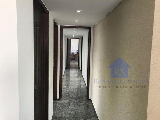 Apartamento para Venda em Maceió, Ponta Verde, 3 dormitórios, 3 suítes, 4 banheiros, 3 vag - Foto 6