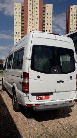 Van Sprinter 415 teto Alto - Foto 2