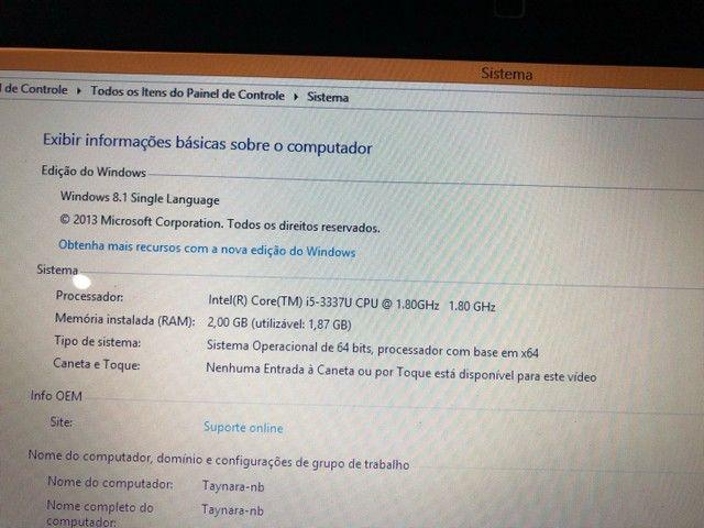 Notebook Dell 14z I5 - Foto 4