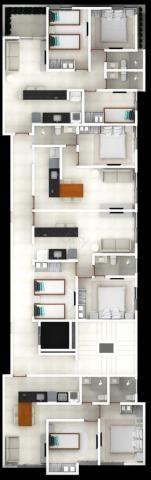 Apartamento à venda com 1 dormitórios em Jardim oceania, Joao pessoa cod:V2084 - Foto 5