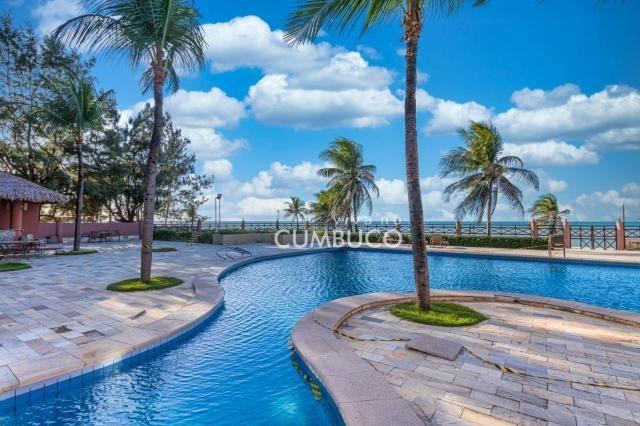 Apartamento com 1 dormitório à venda, 46 m² por R$ 285.000,00 - Cumbuco - Caucaia/CE - Foto 20