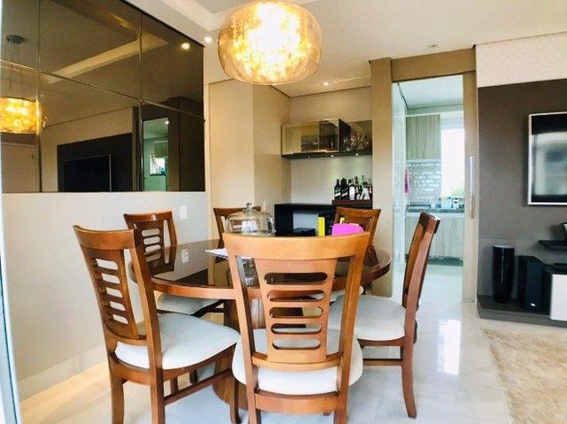 Apartamento com 83m, todo projetado no Terraço das Flores  - Foto 4