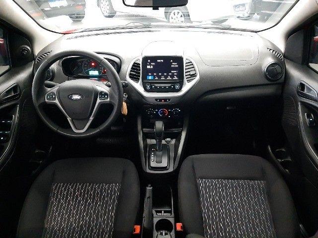 Ford Ka Sedan 1.5 SE Plus Automático Completo 2020 - Foto 10