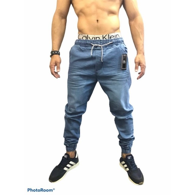 Calças Jogger Jeans  - Foto 3