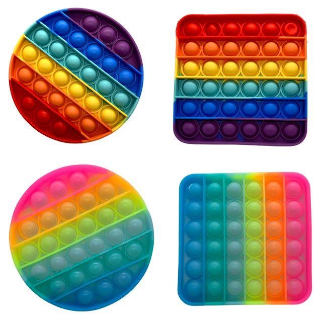 Brinquedo Pop It Fidget Toy Anti Stress Sensorial Diversos Modelos - Foto 2