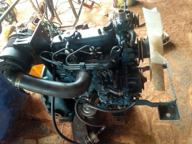 Motor kubota e Mitsubishi - Foto 4