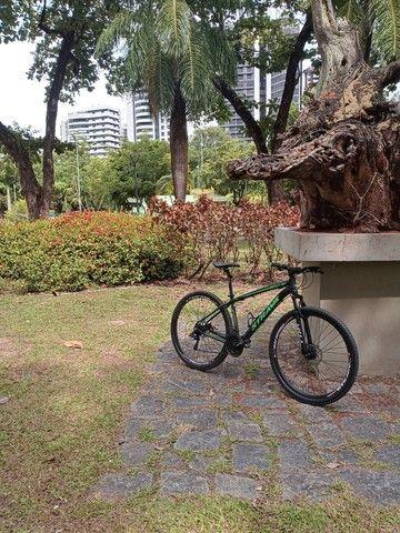Bicicleta Strava aro 29 Quadro 17 - Foto 5