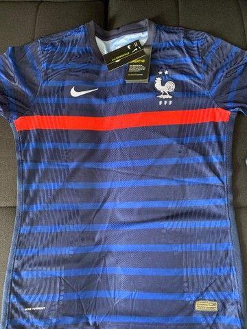 Camisa Seleção França NIKE - TAM M