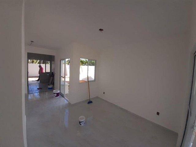 Casa à venda, 75 m² por R$ 164.000,00 - Mangabeira - Eusébio/CE - Foto 11