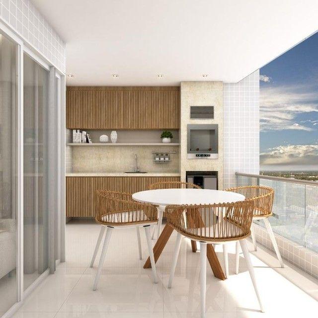 Apartamento à venda, 120 m² por R$ 703.800,00 - Pedra - Eusébio/CE - Foto 13