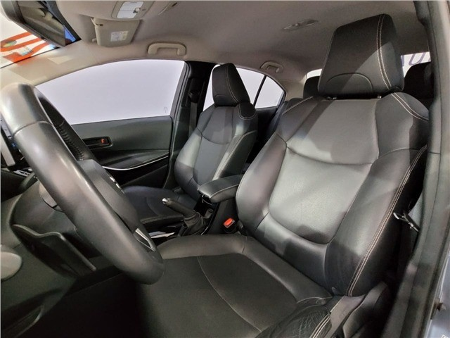 Corolla Xei Automático 2020 Km Atual 6.837 (Quase 0km) Flex - Foto 11