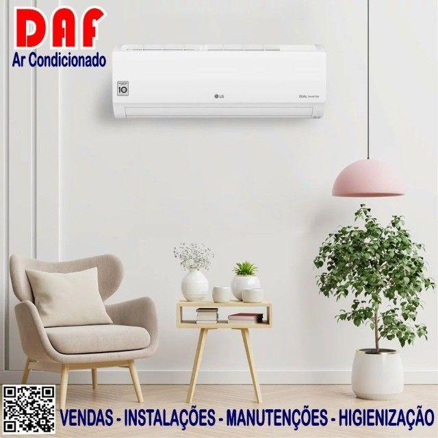 DAF ar condicionado