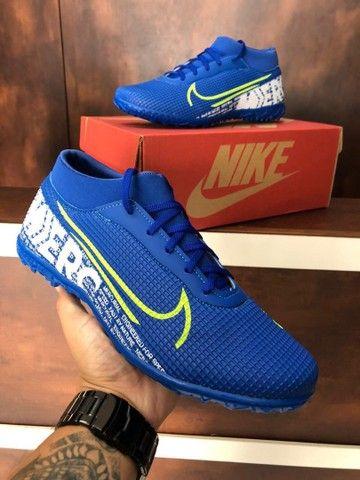 Chuteira Nike mercurial superfly  - Foto 5