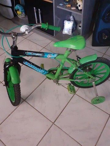 Bicicleta infantil bem conservado  - Foto 3