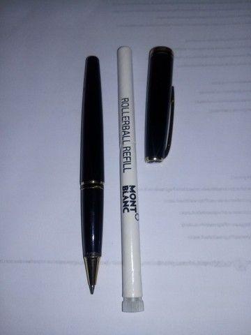 Vendo caneta Mont Blanc original - Foto 3