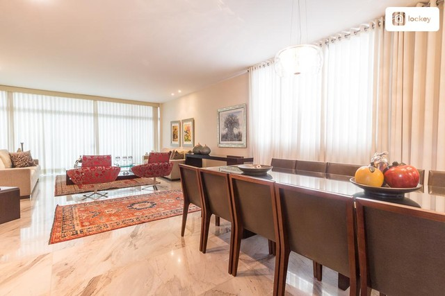 Apartamento com 217m² e 3 quartos - Foto 12