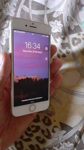 Vendo ou troco iPhone 8 - Foto 3