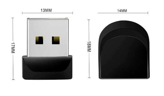 Pendrive Binful Super mini 8gb USB 2.0 de Alta Velocidade Ultimas unidades - Foto 3