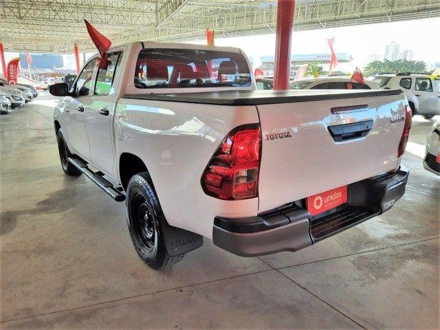 Toyota Hilux STD Power Pack 4x4 2.8 Diesel  - Foto 8