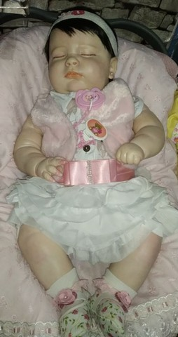 Bebê reborn Joseph a pronta entrega - Foto 4