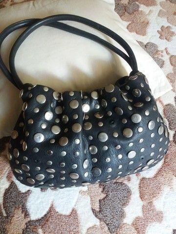 Bolsas em couro legítimo , bem conservadas  - Foto 4