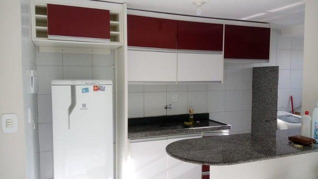 Alugo apartamento mobiliado no condomínio estoril sol - turu - Foto 4