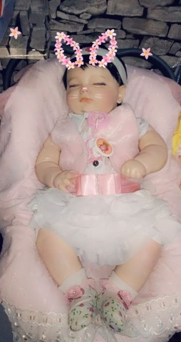 Bebê reborn Joseph a pronta entrega - Foto 2
