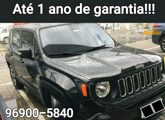 Jeep Renegade 2016 Financiado 60x Oportunidade  - Foto 3