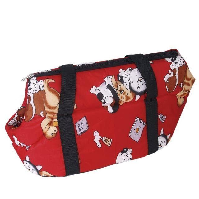 Bolsa Transporte Cão e Gato tamanho Pequeno - Manaus AM