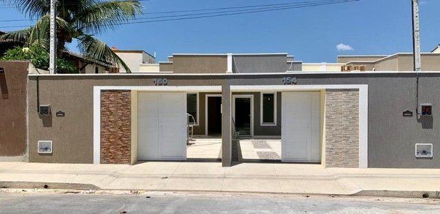 Casa com 3 dormitórios à venda, 98 m² por R$ 275.000,00 - Guaribas - Eusébio/CE - Foto 2