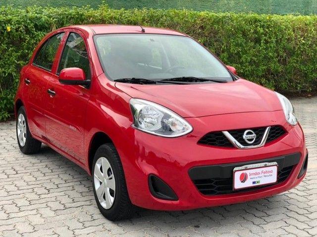 Nissan march 2018 1.0 s 12v flex 4p manual - Foto 2