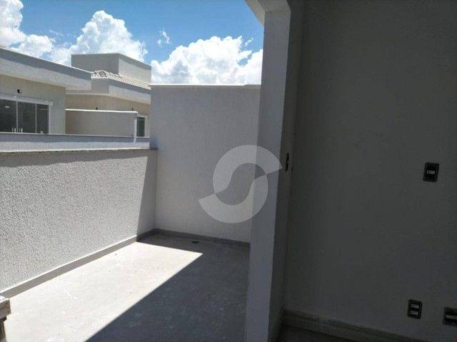 Cobertura com 3 dormitórios à venda, 110 m² por R$ 300.000,00 - Jardim Atlântico Leste (It - Foto 12