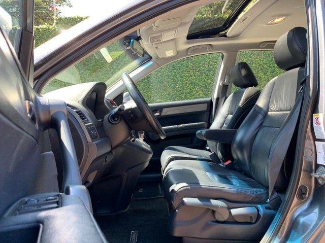 Honda CR-V Exl Awd 2011 - Única Dona - Foto 2