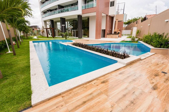 Apartamento 119 metros quadrados com 4 quartos no Guararapes - Fortaleza - CE - Foto 6