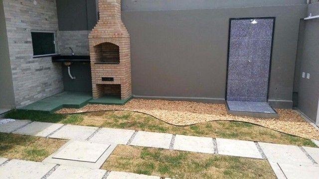 Casa Plana, 80 m²,  2 Quartos, Tamatanduba - Eusébio/CE - Foto 3