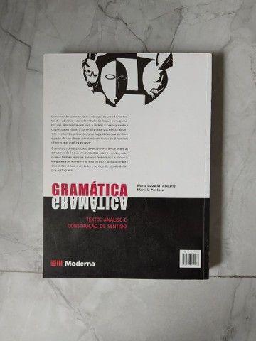 Livro de Gramática (Análise e construção de sentido) - Foto 3