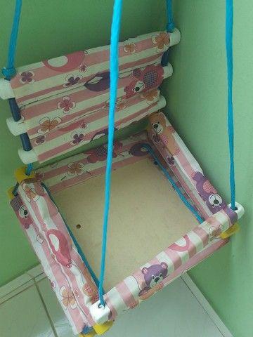 Cadeira de balanço  - Foto 2