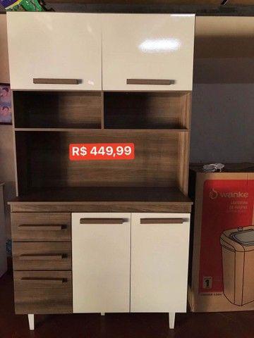 Móveis de cozinha NOVOS  - Foto 3