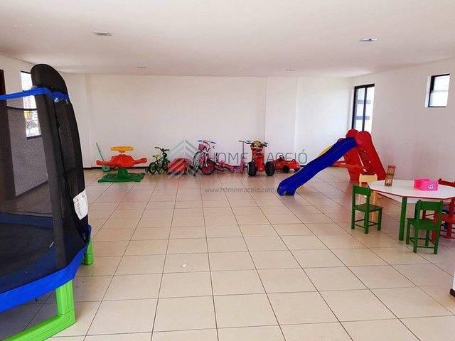 Apartamento para venda com 88 metros quadrados com 3 quartos em Farol - Maceió - AL - Foto 8