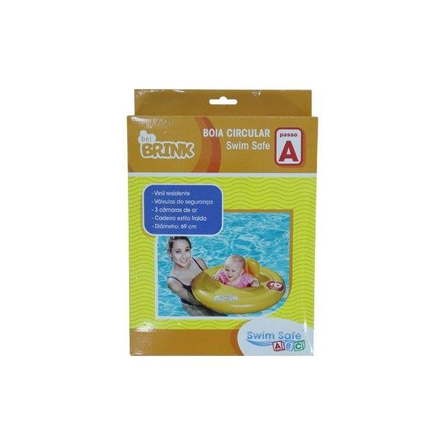 Boia Infantil Circular Tartaruga e Boia  Circular Swim safe abc - Foto 6