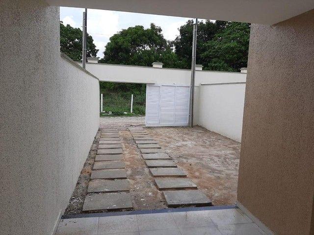 Casa com 3 dormitórios à venda, 128 m² por R$ 317.000,00 - Centro - Eusébio/CE - Foto 2